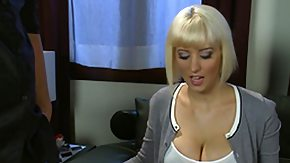Family HD porn tube Ts Honey Foxxx Scams a Scammer bounded by Take This Job and Fuck Me