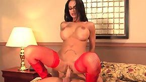 Angelina Valentine, Ball Licking, Banging, Bed, Big Cock, Big Natural Tits