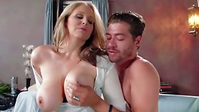 Free Big Cock HD porn videos Julia Ann is a good looking horny full-flavored woman with