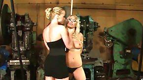 Adriana Russo, Babe, BDSM, Big Natural Tits, Big Tits, Blonde