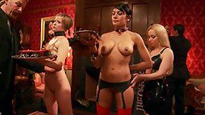 Aiden Starr, BDSM, Lesbian, Party, Pussy, Slave