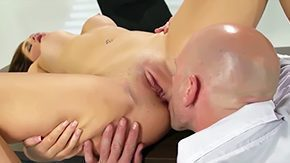 Free Samm Rosee HD porn Samm Rosee has always wanted to have sex with her doctor that is why in this movie she spread her legs wide to let him use his long tongue in order to