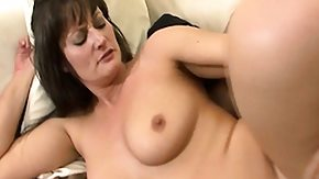 HD Santina Marie tube Perverted brunette milf with lovely tits Santina Marie feeds her lust for black ramrod
