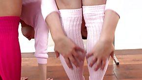 HD Ballet tube WeLiveTogether - Pussy please