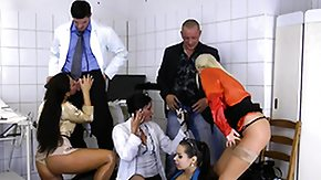 Gyno, Blonde, Blowjob, Brunette, Fetish, French Fetish