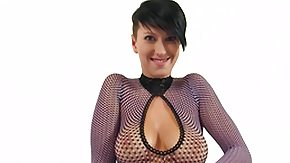 Stockings Anal, Anal, Anal Finger, Assfucking, Bodystocking, Crotchless