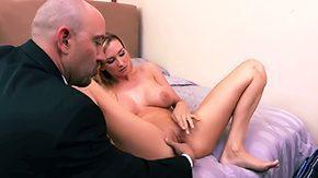 Blake Rose, Bed, Bend Over, Big Natural Tits, Big Tits, Blonde