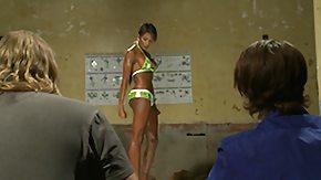 Bodybuilder, Femdom, Shemale, Transsexual