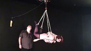 Needle, BBW, BDSM, Bondage, Bound, Chubby