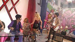 Free Italian BBW HD porn XXX Fucktory - The Parody Italian Style, Scene #09
