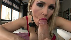 Tanya Tate, 10 Inch, Babe, Ball Licking, Big Cock, Big Natural Tits