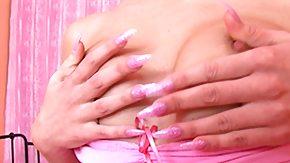 Anna S, Brunette, Dildo, Horny, Naughty, Panties