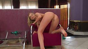 Marilyn Cole, Babe, Banana, Big Tits, Blonde, Boobs