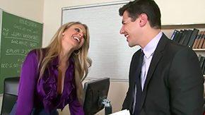 Julia Ann, Babe, Big Ass, Big Natural Tits, Big Tits, Blonde