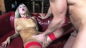 Daria Glower, Ball Licking, Banging, Bend Over, Big Natural Tits, Big Nipples
