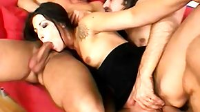 Dp, 3some, Anal, Anal Creampie, Assfucking, Blowjob