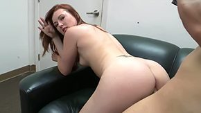 Pale Redhead, Amateur, Audition, Babe, Boobs, Casting