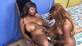 Fat Lesbian, Babe, BBW, Big Tits, Black, Black BBW