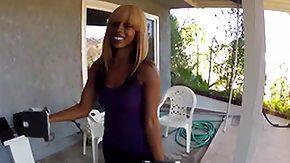 Michelle Malone, Amateur, Black, Black Amateur, Blonde, Ebony
