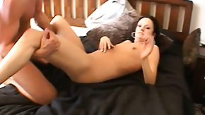 Alektra Blue, Brunette, Cumshot, Handjob, Hardcore, Penis