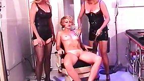 Wax, 3some, BDSM, Blonde, Granny Lesbian, Granny Orgy