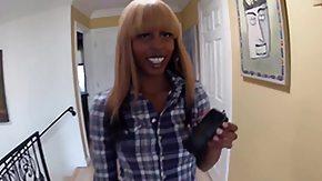 Michelle Malone, Amateur, Black, Black Amateur, Blonde, Caught