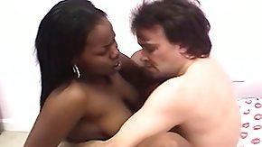 Shaking, Big Pussy, Big Tits, Black, Black Big Tits, Blowjob