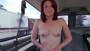 Bus, Amateur, Backseat, Blowbang, Blowjob, Boobs