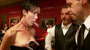 Iona Grace, BDSM, Blowjob, French Fetish, Fucking, Leather