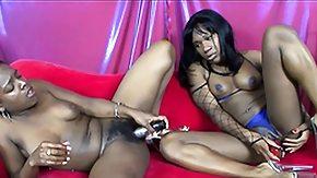 Silk, Black, Black Lesbian, Brunette, Ebony, Fur