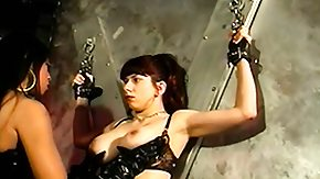 French Orgy, 3some, BDSM, Blonde, Bondage, Bound