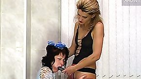 Lesbian Strapon, Black Lesbian, Blonde, Brunette, Cougar, Leggings
