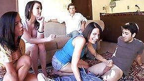 Jerking, 3some, Anal Creampie, Ass, Ass Licking, Ass Worship