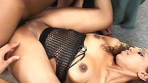 Free Ebony Black Creampie HD porn videos Great-looking ebony squirter begs a hung black stud to creampie her
