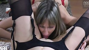 Lesbian, Bitch, Blonde, Leggings, Lesbian, Naughty