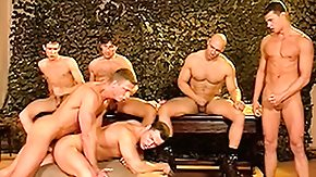 Ass Orgy, Gay, Twink
