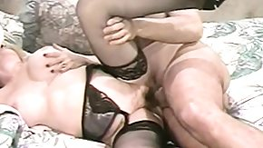 Kitty Foxx HD porn tube Naughty mature with big tits Kitty Foxx sucks a cock and then enjoys a deep fucking