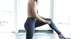 Flexible, Babe, Ballerina, Brunette, Cute, Flexible