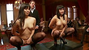 When Girls Play, BDSM, Beauty, Big Cock, Big Pussy, Competition