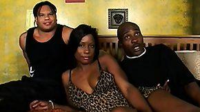 Ebony Anal, 3some, Anal, Ass, Assfucking, Banging