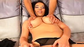 Titty Fucking, Big Tits, Blowjob, Boobs, Bound, Brunette
