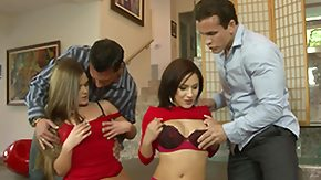Foursome HD Sex Tube a warm welcoming @ we are fucking with our neighbors #04