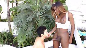 Gabriel D'Alessandro, Ball Licking, Black Shemale, Blowbang, Blowjob, Choking