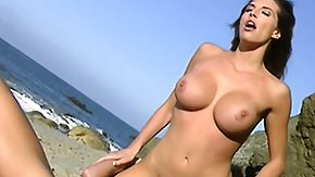 Beach Sex, Beach, Beach Sex, Big Tits, Blonde, Boobs