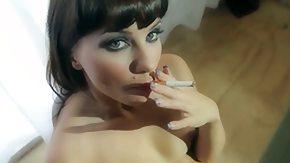 Cigarettes, Amateur, Bath, Bathing, Bathroom, Black Amateur