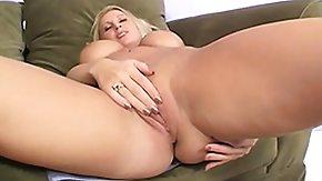 Long Legged, Big Cock, Big Tits, Blonde, Blowjob, Boobs