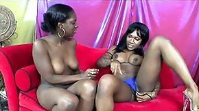 Lesbian Dildo, Big Tits, Black Big Tits, Black Lesbian, Boobs, Dildo
