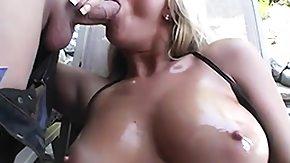 Blonde Cougar, Amateur, BBW, Bend Over, Big Cock, Blonde