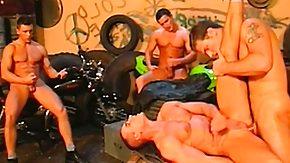 Orgy, Gay