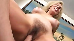 Erica Lauren, Amateur, Bed, Blonde, Blowjob, Hardcore